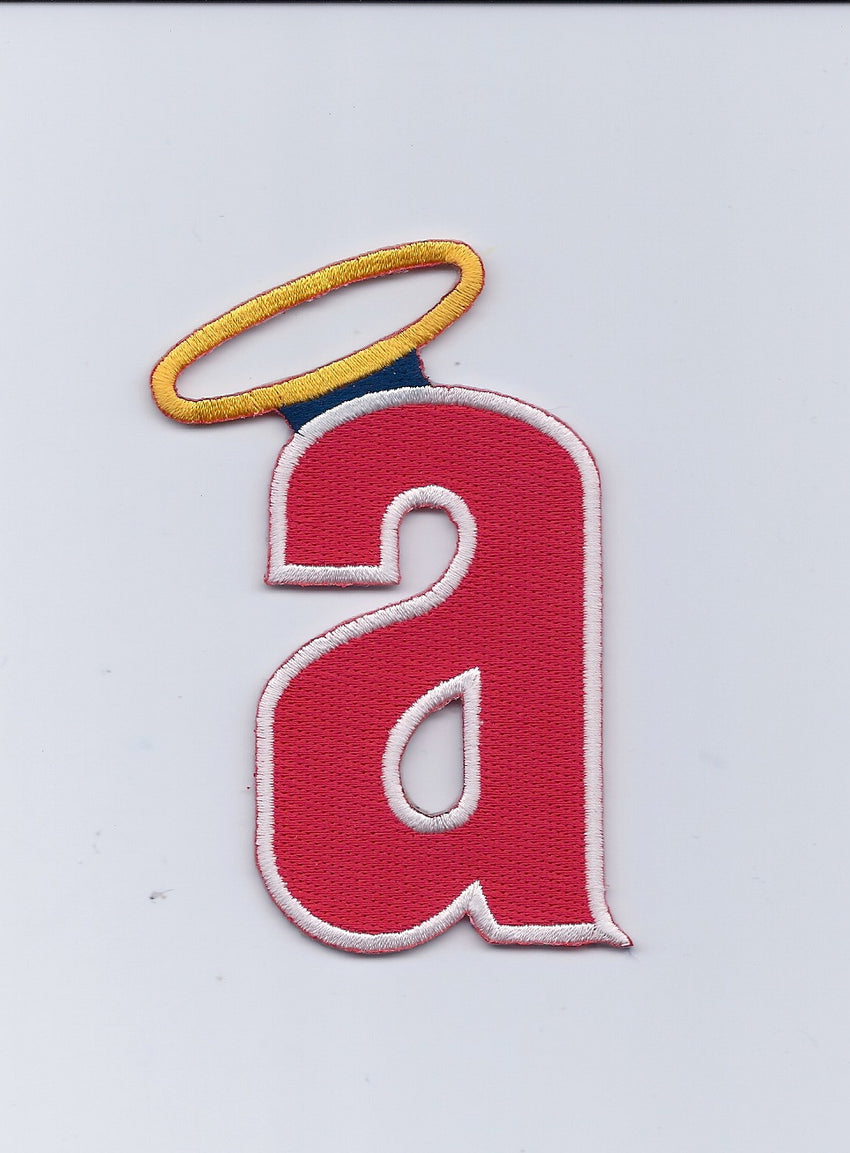 "Los Angeles Angels ""a"" with halo (1970)"