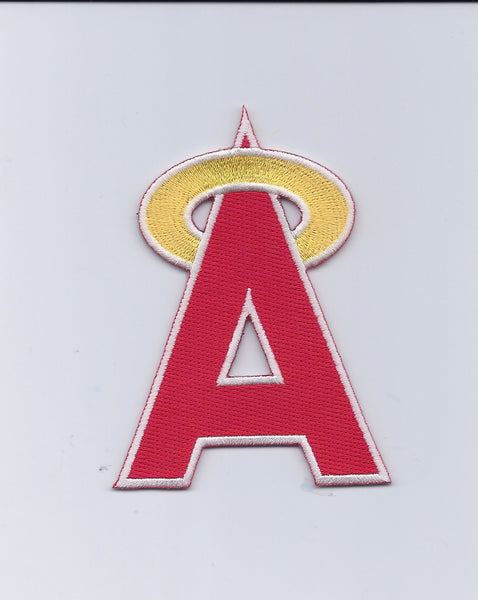 "Los Angeles Angels ""A"" with halo (1989-1992)"