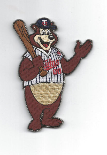 "Minnesota Twins Mascot ""TC Bear"""