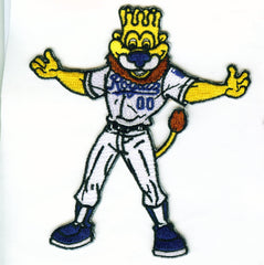 "Kansas City Royals Mascot ""Slugger"""