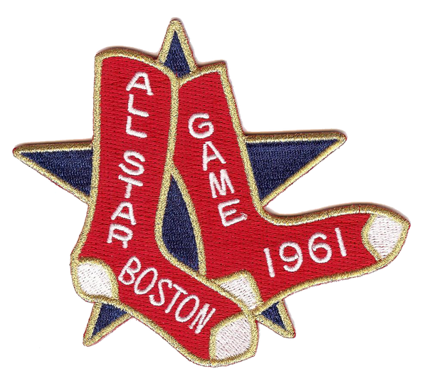 1961 MLB All Star Game Patch