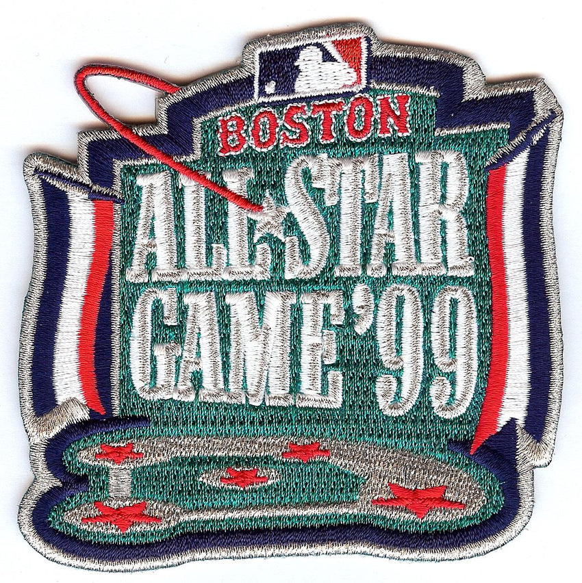 1999 Major League Baseball All Star Game Patch (Boston)
