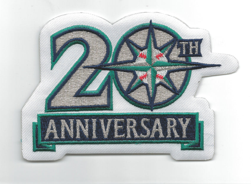 Seattle Mariners 20th Anniversary