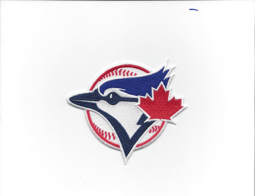 Toronto Blue Jays Secondary Logo Patch