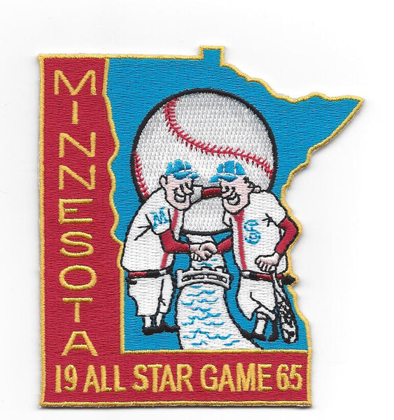 1965 MLB All Star Game Patch