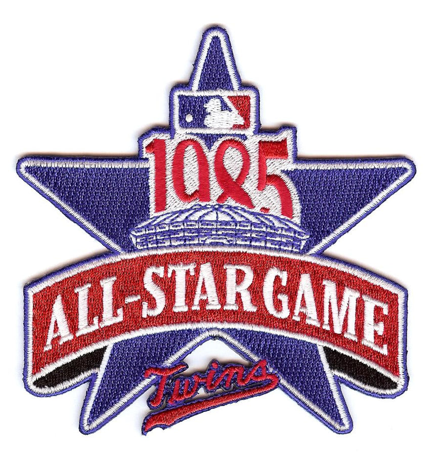 1985 MLB All Star Game Patch