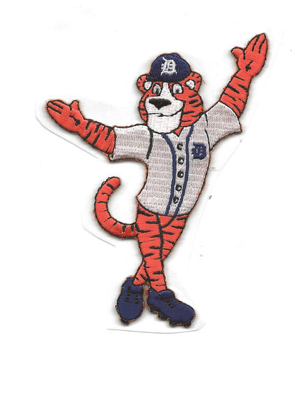 "Detroit Tigers Mascot ""Paws"""