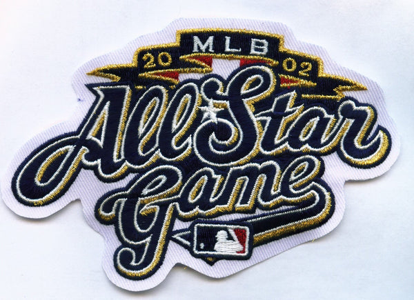 2002 Major League Baseball All Star Game Patch (Milwaukee)