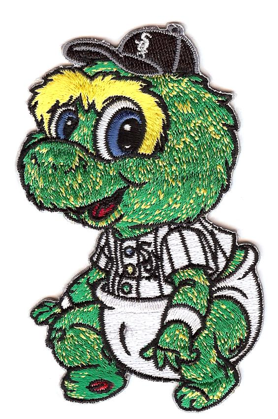 Chicago White Sox Baby Mascot Patch