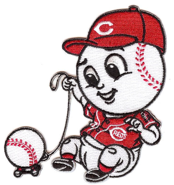 Cincinnati Reds Baby Mascot Patch