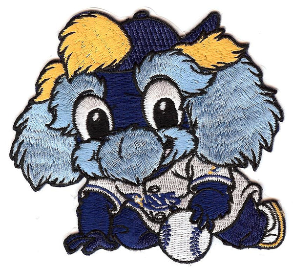 Tampa Bay Rays Baby Mascot Patch