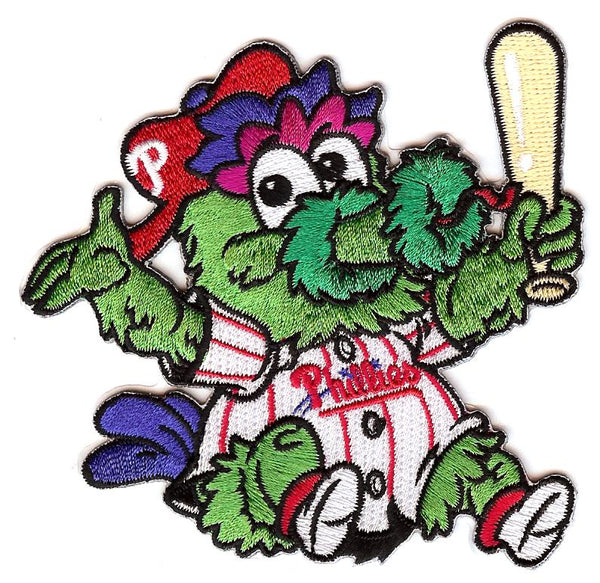 Philadelphia Phillies Baby Mascot Patch
