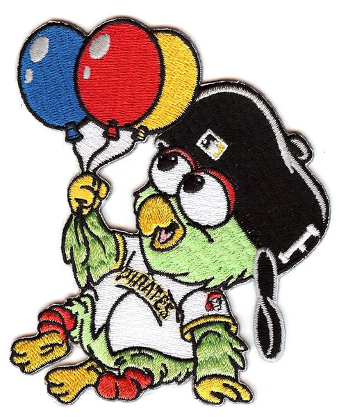 Pittsburgh Pirates Baby Mascot Patch
