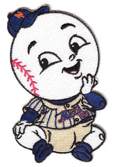 New York Mets Baby Mascot Patch