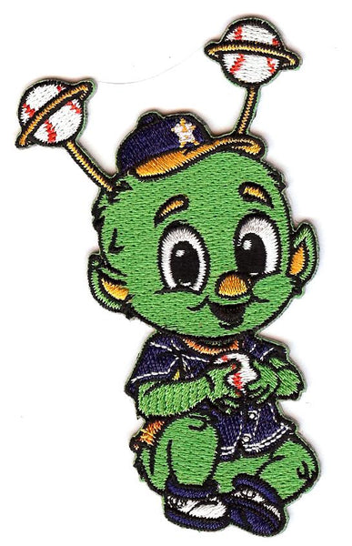 Houston Astros Baby Mascot Patch