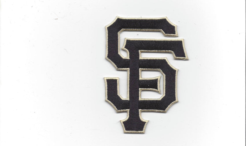 San Francisco Giants Alternate Home Patch