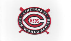 Cincinnati Reds 1919 World Series Patch