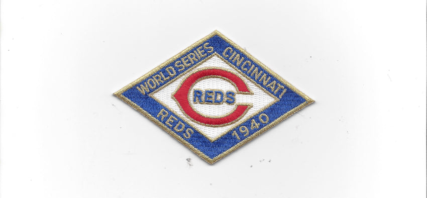 Cincinnati Reds 1940 World Series Patch