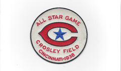 1938 All Star Game Patch