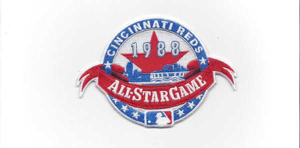 1988 All Star Game Patch