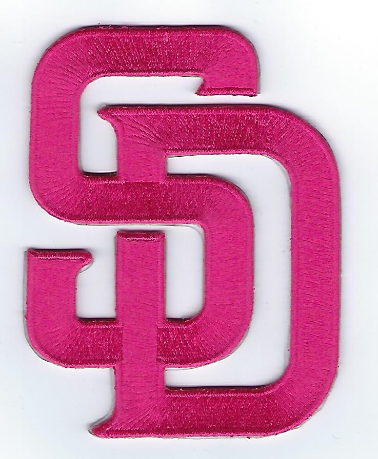 San Diego Padres Mother's Day Patch