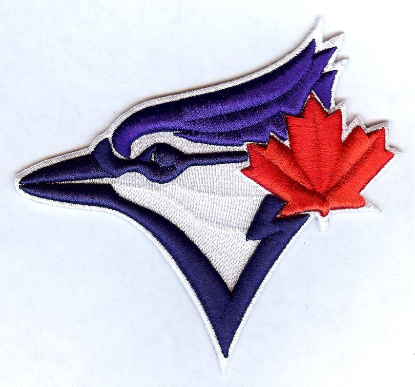 Toronto Blue Jays Secondary Bird Head Patch