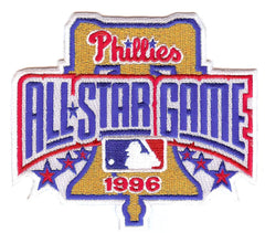 1996 All Star Game Patch