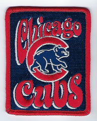 "Chicago Cubs ""Groovy"" FanPatch"