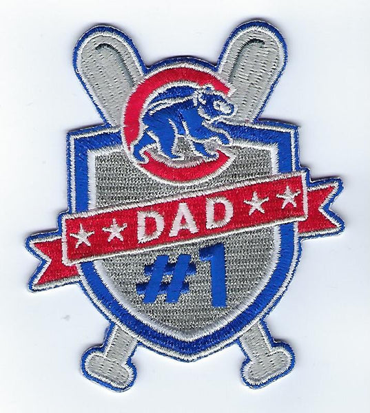 "Chicago Cubs ""Father's Day"" FanPatch"