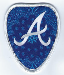 "Atlanta Braves ""Bandanna"" FanPatch"