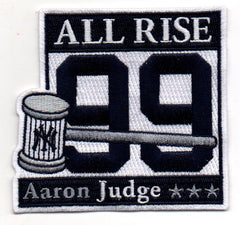 "Aaron Judge ""All Rise"" FanPatch"