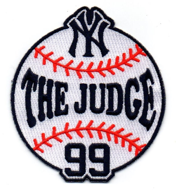 "Aaron Judge ""The Judge"" FanPatch"