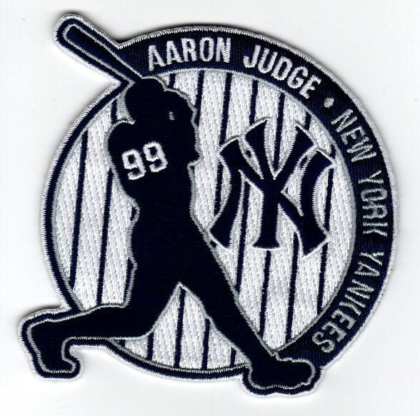 "Aaron Judge ""Homerun Swing"" FanPatch"