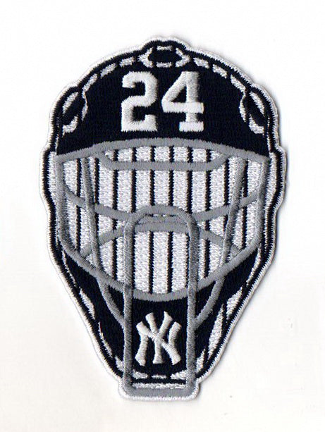 "Gary Sanchez #24 ""Catcher's Mask"" FanPatch"