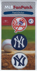 New York Yankees FanPatch Stickers