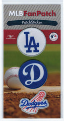 Los Angeles Dodgers PatchStickers