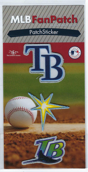 Tampa Bay Rays PatchStickers