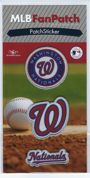 Washington Nationals PatchStickers