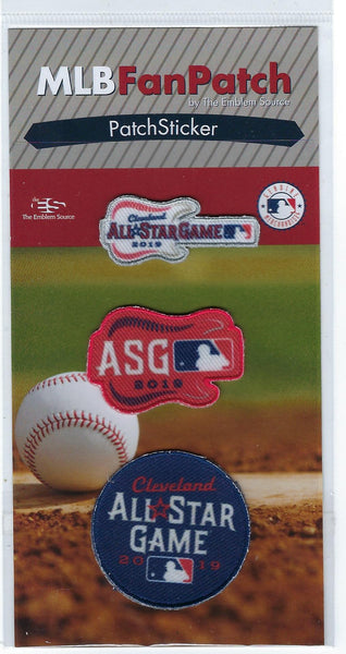 MLB All Star Game 2019 PatchStickers