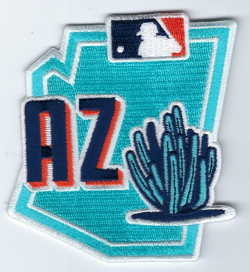 MLB 2020 Spring Training Cactus League Patch