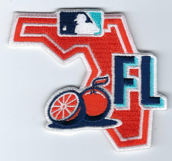 MLB 2020 Spring Training Grapefruit League Patch
