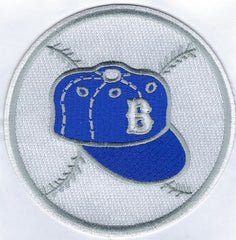 Brooklyn Dodgers 1955 World Series Collector Patch