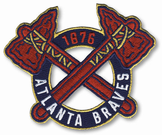Atlanta Braves Alternate Home Sleeve Patch