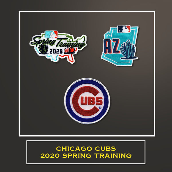 Chicago Cubs 2020 Spring Training