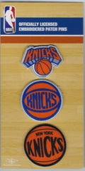 New York Knicks PatchPins