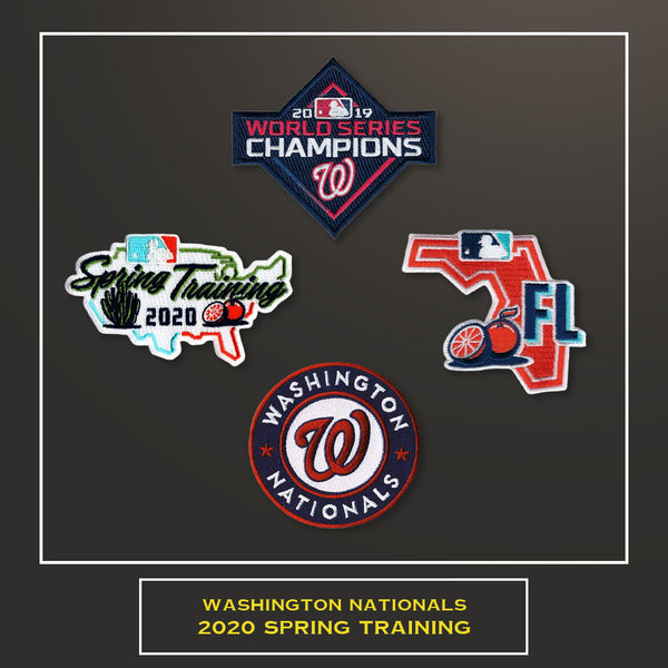 Washington Nationals 2020 Spring Training