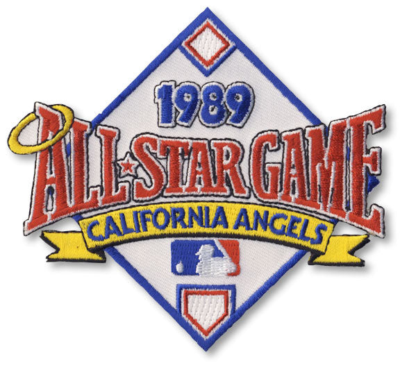 1989 MLB All Star Game Patch