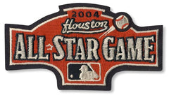2004 Major League Baseball All Star Game Patch (Houston)