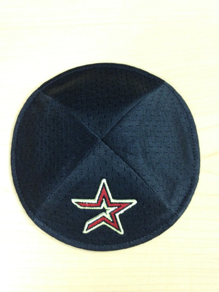 Houston Astros Kippah (Retro)