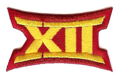 Big 12 Uniform Patch (Iowa State)